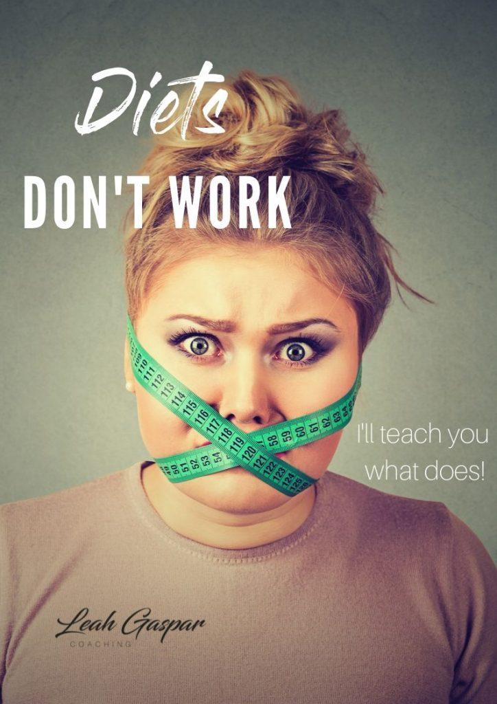 Diets don't work leahgaspar.com